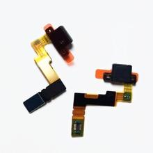 Free shipping 1pcs Microphone Mic Module Board Flex Cable For Sony Xperia Z5 E6683 E6653 E6633 Z5 Replacement Part free shipping 95%new for sony hx50 hx50v top cover shutter board pcb replacement part