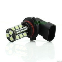 9006 HB4 27-LED White Free Car Fog Light Bulb 12V