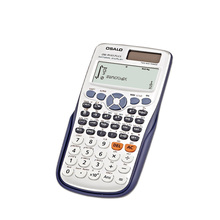 New Scientific Calculator with Dual Power 12 digits AA battery 991ES Plus
