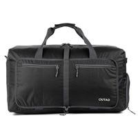 Free Shipping Waterproof Outdoor Travel Bag Casual 50L Large Capacity Foldrable Single Shoulder Strap Bag