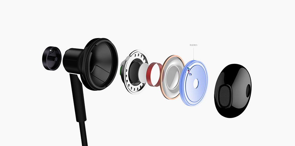 Xiaomi Dynamic Ceramic Speaker Dual Driver Earphone (13)