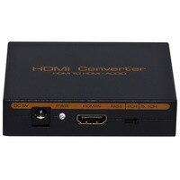 1080P hdmi в hdmi аудио оптический SPDIF/RCA L/R экстрактор сплиттер конвертер адаптер поддержка 5.1CH светодиодный индикатор