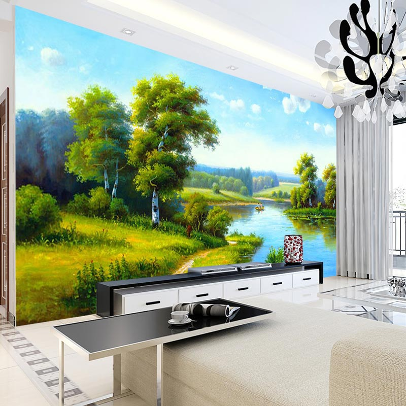Paint and Art  Wall Mural Photo Wallpaper GIANT WALL DECOR Paper Poster