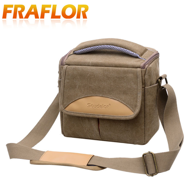 DSLR Compact Backpack Camera Case Bag For NIKON D5500 D7200