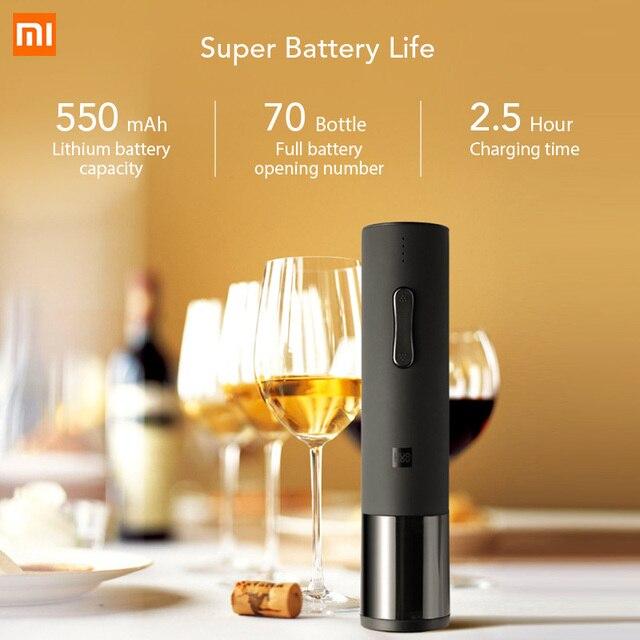 Xiaomi Wine Electric Bottle Smart Gadget 5