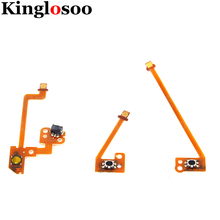 Replacement ZR ZL Shoulder Left Trigger and Minus Switch button Flex cable for Nintendo Switch NS Joy Con