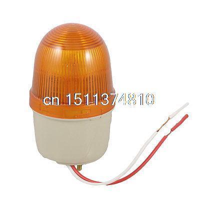 DC 24V 10W Industrial Flash Yellow Light Signal Tower Warning Lamp yves saint laurent мужская туалетная вода yves saint laurent lhomme la nuit l02601 60 мл