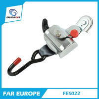 Fixed Wheelchair Seat Belt Grey Color Webbing Safety Belt Wheel Chair Seat Belt FES022