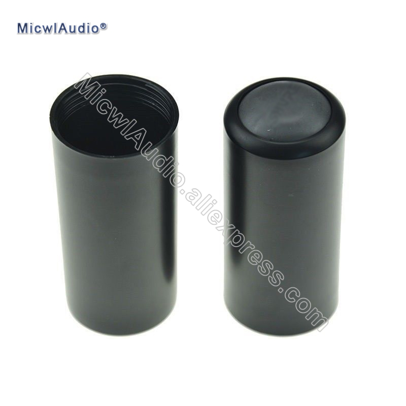 2PCS SHURE PGX//SLX Wireless Mic Battery Screw on Cap//Cover//Cup