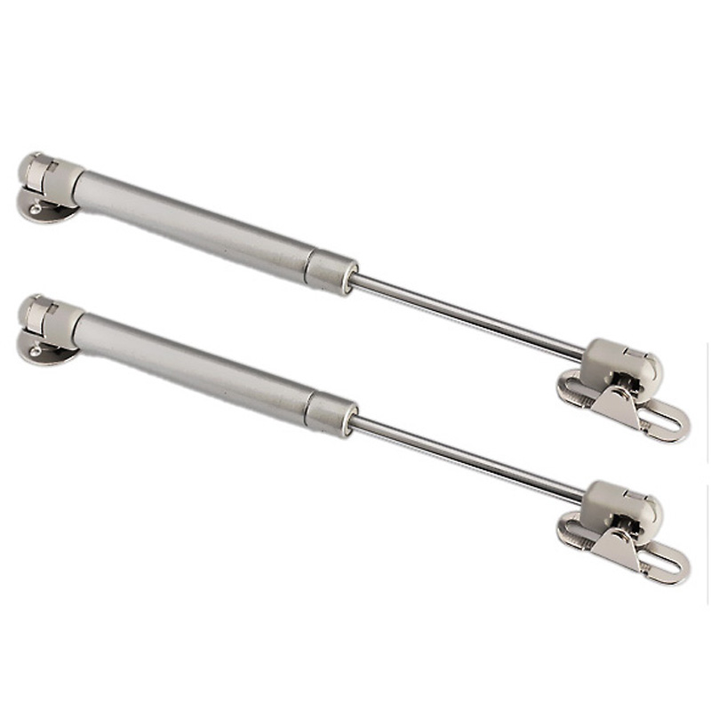 100N/10kg 27cm Door Lift Pneumatic Support Hydraulic Gas Spring Stay for Kitchen Cabinet Durable Home  Hardware Supply 2pcs set stainless steel 90 degree self closing cabinet closet door hinges home roomfurniture hardware accessories supply