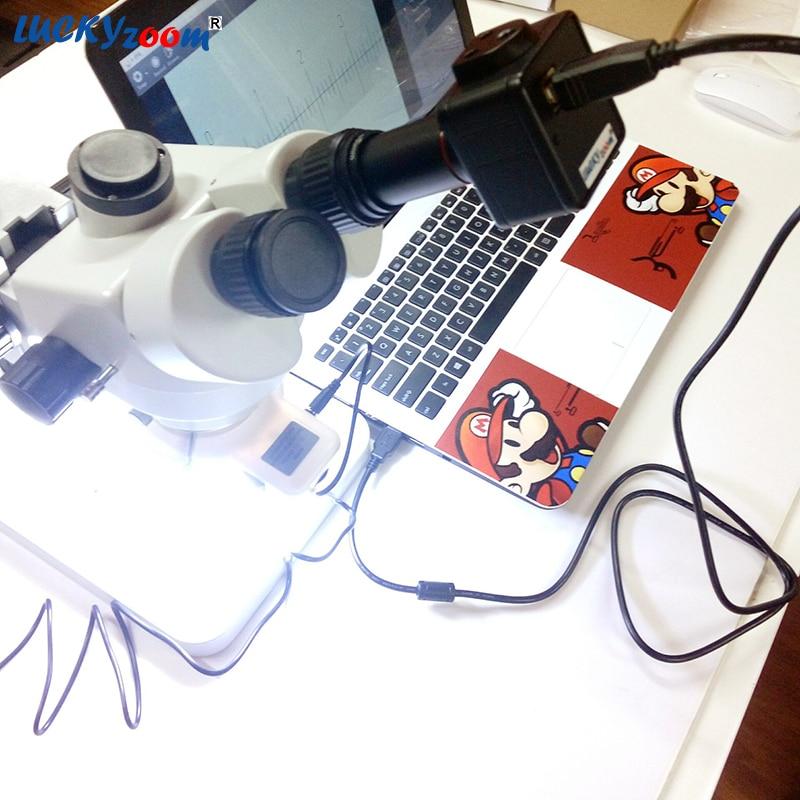 Luckyzoom HD 5MP USB Cmos fényképezőgép elektronikus digitális - Mérőműszerek - Fénykép 6