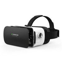 Virtual Reality Headset VR SHINECON 3D VR Glasses X1SC Y006 With Bluetooth Wireless Mouse Gamepad