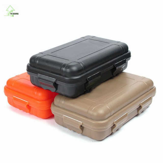 Yi Hong S L Size Outdoor Plastic Waterproof Air Survival Case Container Camping Travel
