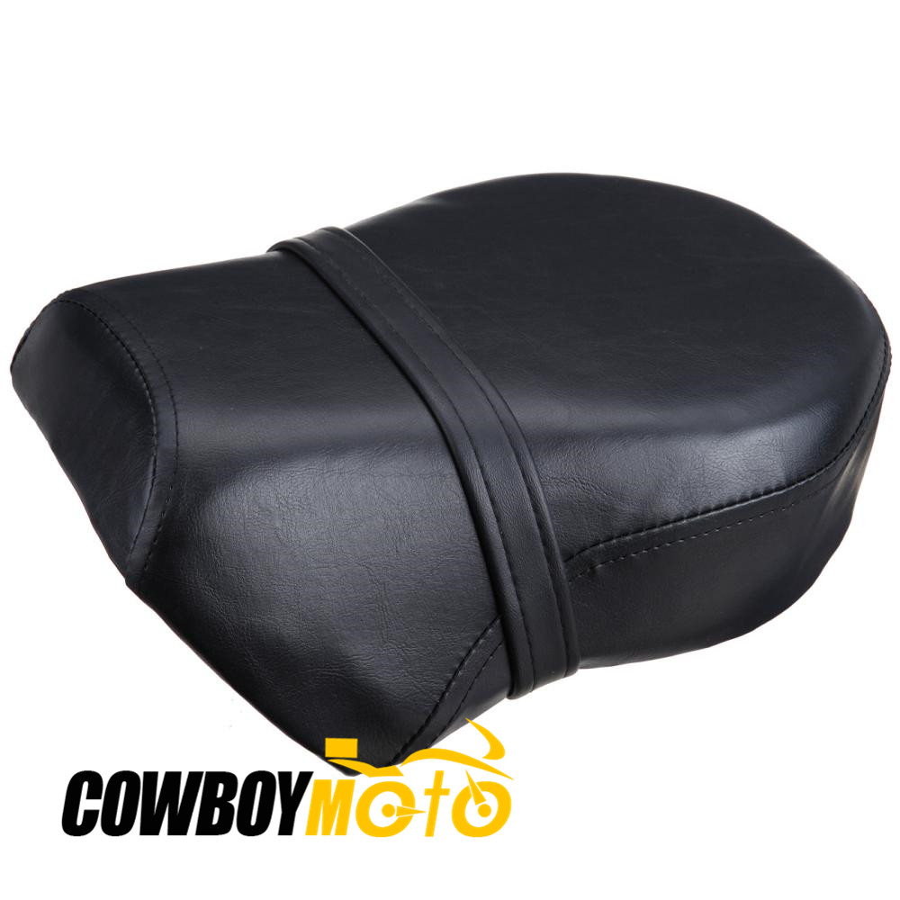 Rear Pillion Passenger Seat For Harley Davidson Sportster XL 883L 883XL 883C 883N 1200N 1200 Nightster 2007 - 2013 leather mtsooning timing cover and 1 derby cover for harley davidson xlh 883 sportster 1986 2004 xl 883 sportster custom 1998 2008 883l