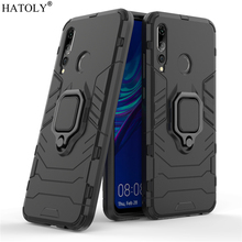 For Huawei Honor 20 Lite Case Cover for Finger Ring Phone Hard PC Armor