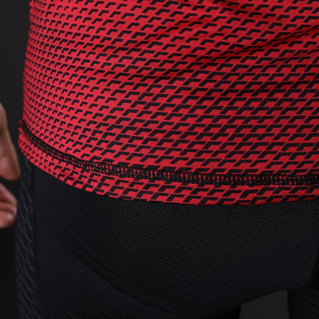NANSHA Mens Fitness 3D Prints Short Sleeves T Shirt Men Bodybuilding Skin Tight Thermal Compression Shirts Crossfit Workout Top