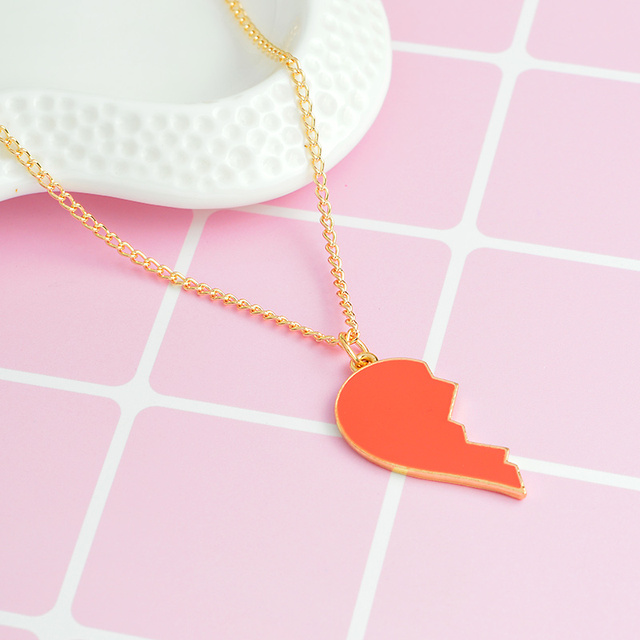 Creative Pendant Necklace Set for Lovers