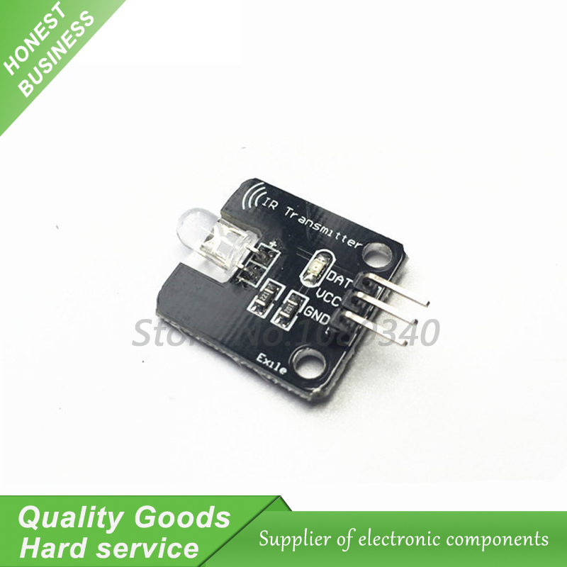 Infrared Emission Module Transmitter Module For Arduino font b Electronic b font Blocks w Led 5V