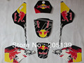 RACING PW80 3M graphics kit decals STICKER for YAMAHA motorcycle MOTO DIRT PIT BIKE PW80 PP2