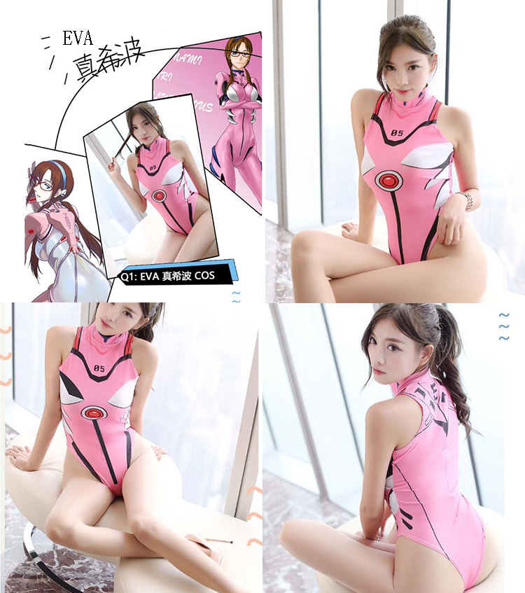 Sexy Costumes for Women Anime Cosplay DVA Spider Man  Attack on Titan Overwatch Halloween Erotic Lingeire Sleeveless Underwear