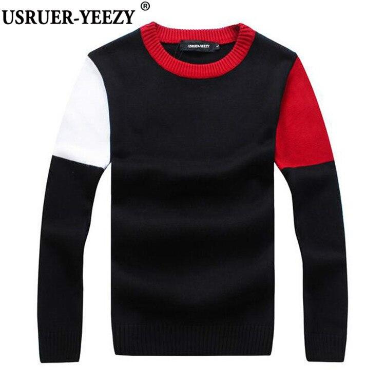 Top Quality Autumn Winter Thick Warm font b Men b font font b Sweater b font