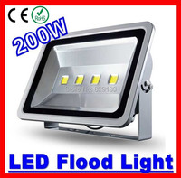 10 Pieces/Lot LED Outdoor LED Floodlight CE RoHS CCC High Power 200W LED Flood Light 100lm/W
