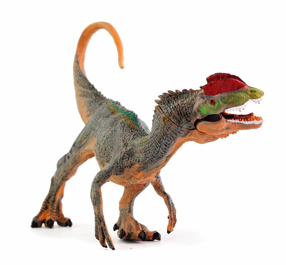 Jurassic World Park Carnotaurus Plastic Dinosaur Toys