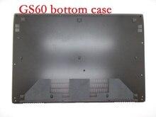 Laptop Bottom Case For MSI GS60 2PC-005UK MS-16H2 6H2A215Y77 3076G2B617D37 6H2C217HG0E 3076H2D224G98 3076H2D212G98 2H1214-243315