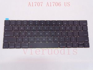 """Image 2 - Original A1707 A1706 Keyboard 2016 Year US For Macbook Pro Retina 15"""" A1707 Replacement EMC 3162"""