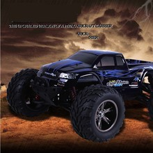 40kmh+ 1/12 scale Electric RC Monster Truck Off Road 2.4Ghz 2WD High Speed Remote Controlled Car All included RTR
