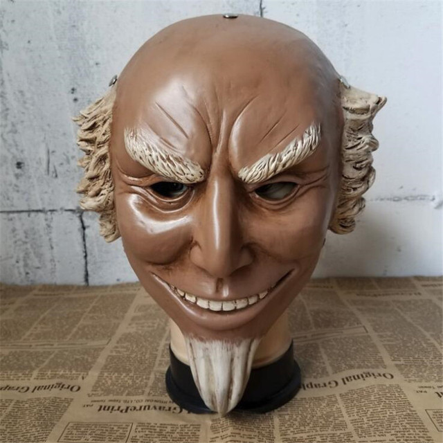 Маска для хэллоуина Дядя Сэм