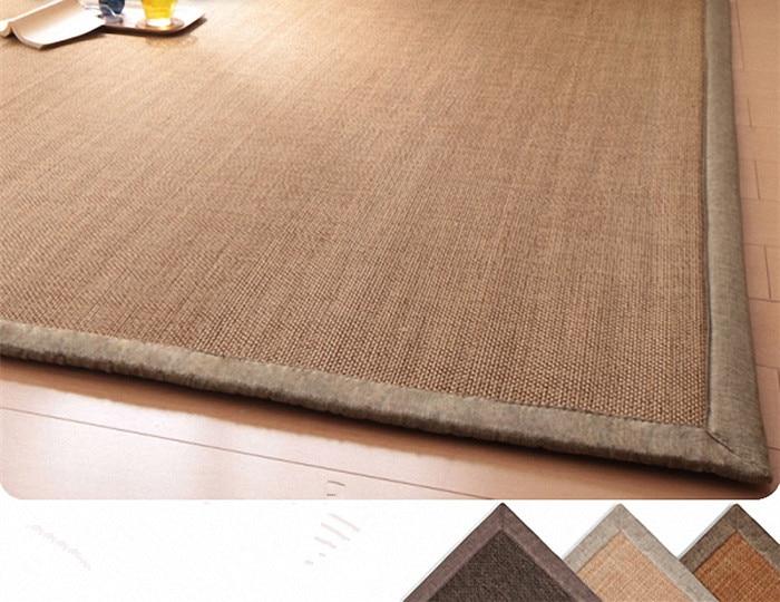 Fm08 Anese Floor Bamboo Carpet Pad Large Square 180cm Mattress Mat Portable Tatami Fashion Rug Designer Silk In From Home Garden