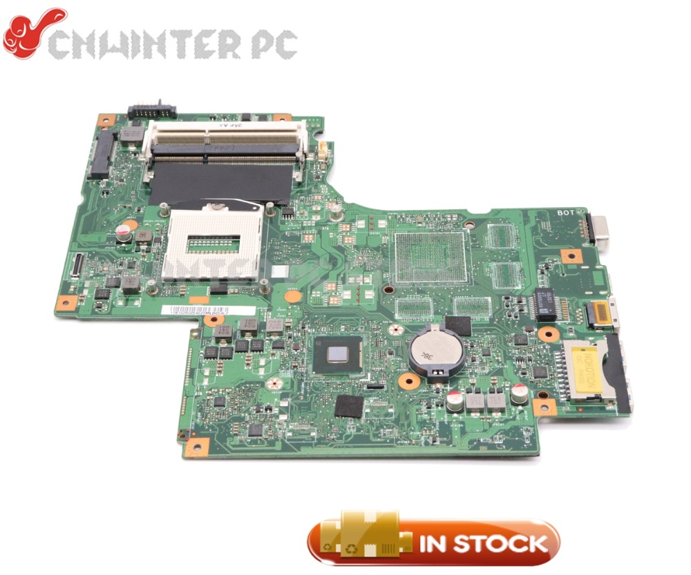 NOKOTION DUMBO2 MAIN BOARD For Lenovo ideapad Z710 Laptop motherboard 17.3 inch HM86 UMA DDR3L PGA947