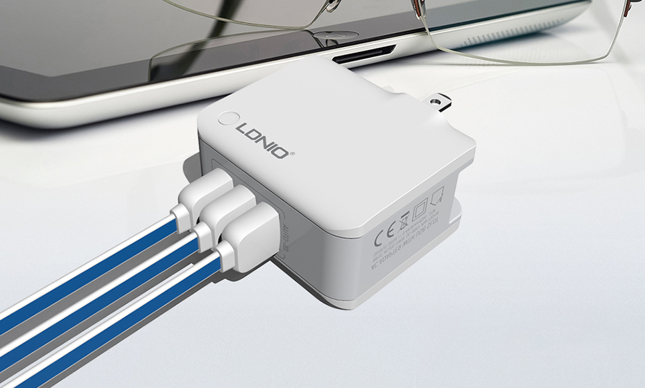 LDNIO TRAVEL CHARGER (7)