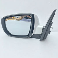 1piece Power Heated&Adjustable Glass LED Lamp L/RH Side Mirror For Hyundai IX35