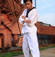 LF1 adult children Taekwondo clothes set high quality cotton clothing Taekwondo uniform