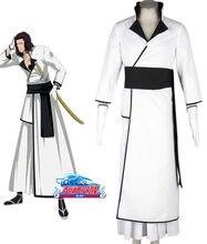 Coyote Starrk Cosplay de Anime Cosplay BLEACH hombre mujer de kimono japonés traje Cosplay