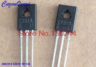 10pcs/lot 2SC2314 C2314 TO-126 New Original In Stock