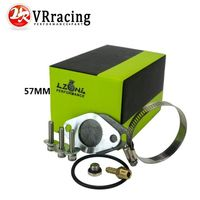 VR RACING 57MM Wholesale New Design EGR Valve Replacement Pipe For VW 1 9 TDI 100