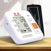 Digital Arm Voice Blood Pressure Monitor Electronic Blood Pressure Heart Beat Meter Machine Tonometer for Measuring Automatic