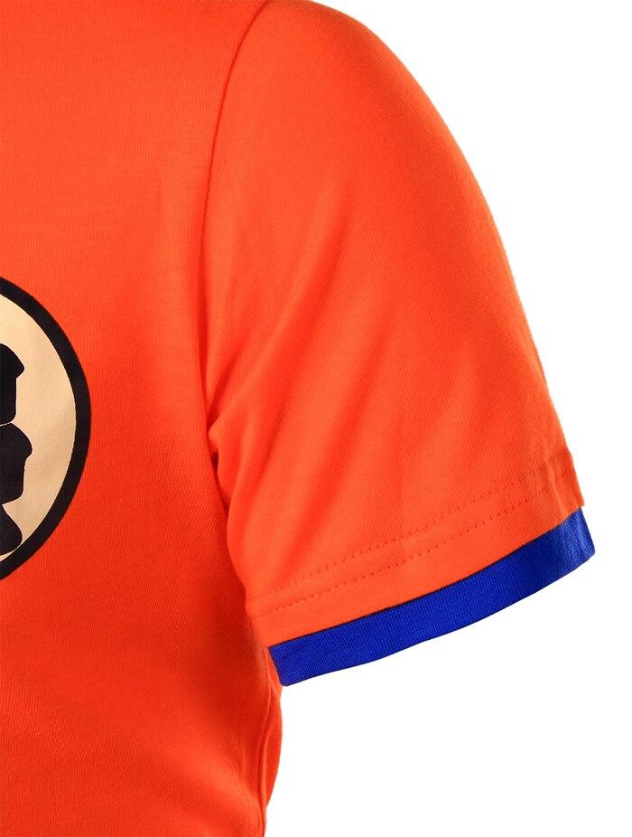 Euro size dragon ball t shirt men 2018 summer dragon ball z mens slim fit cosplay 3d t shirts casual cotton tshirt homme-3