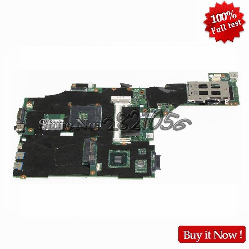 цена NOKOTION FRU 04X3641 04Y1406 04W6625 mainboard For lenovo thinkpad T430 T430I 00HM303 04X3639 Laptop Motherboard DDR3