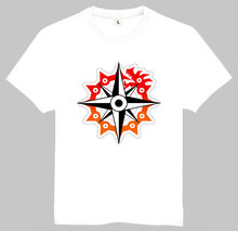 Haikyuu Printed White Shirt