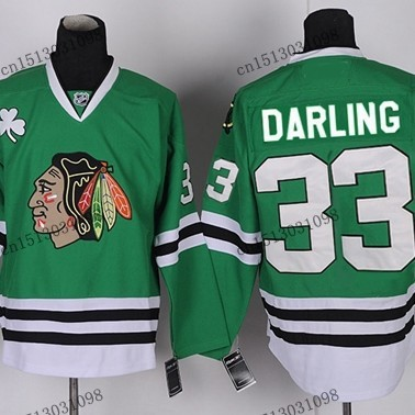 Cheap  33 Scott Darling Jersey 937b4d981