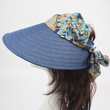 JAMONT sombreros de Sun para las mujeres de gran ala ancha vacío superior  nueva señora Girls 8e94907cfc7