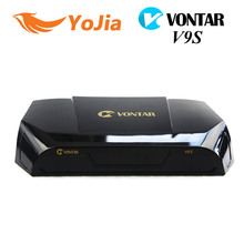 [Auténtica] VONTAR V9S DVB-S2 HD Receptor de Satélite Soporte USB Puerto WEB TV USB Wifi Construir en CCCAMD NEWCAMD IPTV Box Set Top Box