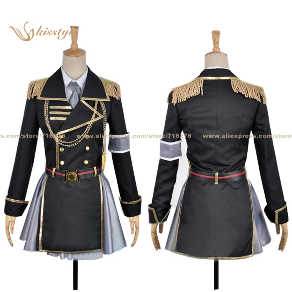 Kisstyle Fashion K (anime)/K Project K Missing Kings Neko Miyabi Ameno Uniform COS Clothing Cosplay Costume,Customized Accepted лысьва гп 400 мс 2у