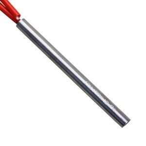 Image 4 - Cartouche chauffante électrique, 12v 100w, 8x100mm, élément tubulaire de chauffage à Air
