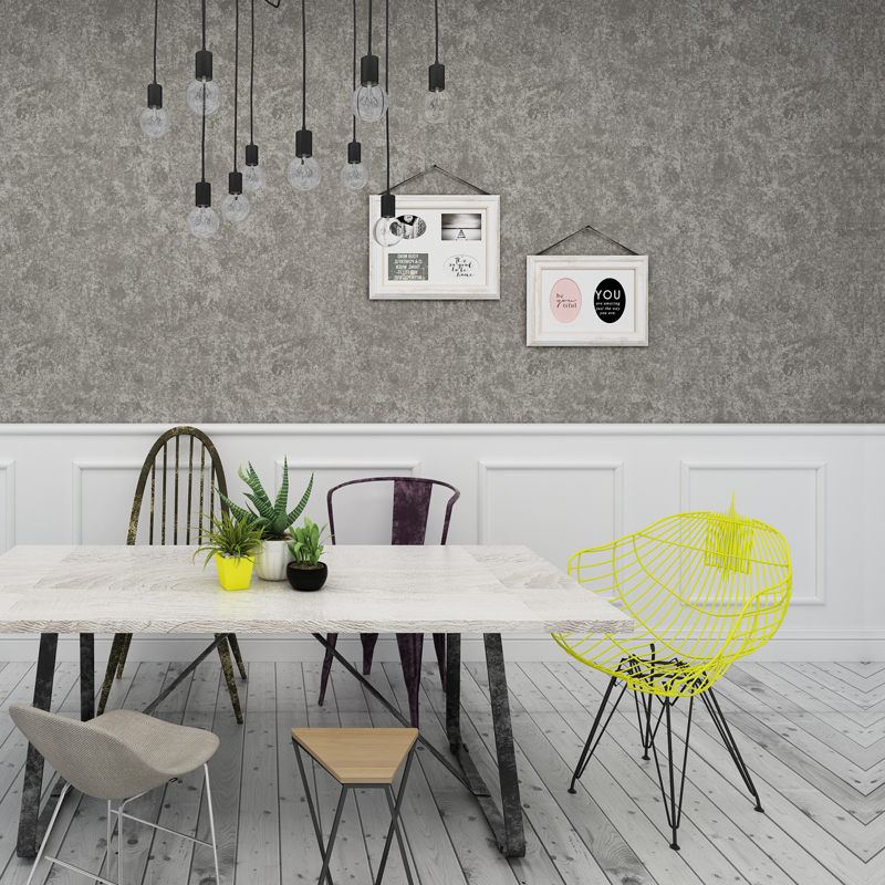 Modern Wallpaper Solid Color Non Woven Grey Wall Paper for Living Room Walls Concise Nordic Europe Wallpapers Roll Wallcovering rustic wallpaper 3d stereoscopic wallpaper roll non woven pastoral wallpaper for walls bedroom wall paper pink for living room