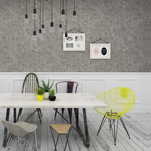 Modern Wallpaper Solid Color Non Woven Grey Wall Paper for Living Room Walls Concise Nordic Europe Wallpapers Roll Wallcovering